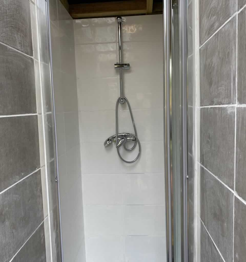 Camping shower (1 of 2)