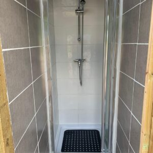 Shower facilities hobby Farm